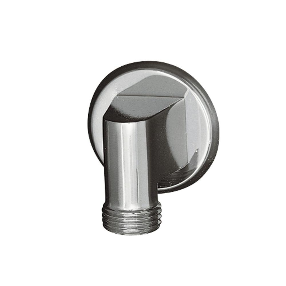 KOHLER Persona Elbow Supply in Polished Chrome for Persona Handshower Systems-DISCONTINUED