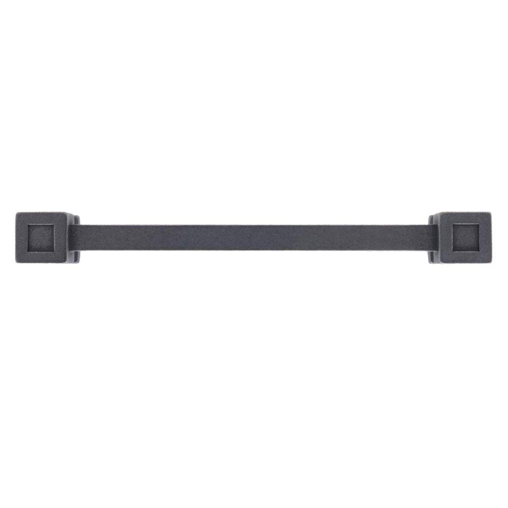 Continental Home Hardware 5 in. Oil-Rubbed Bronze Cube End Pull-RL021705 -