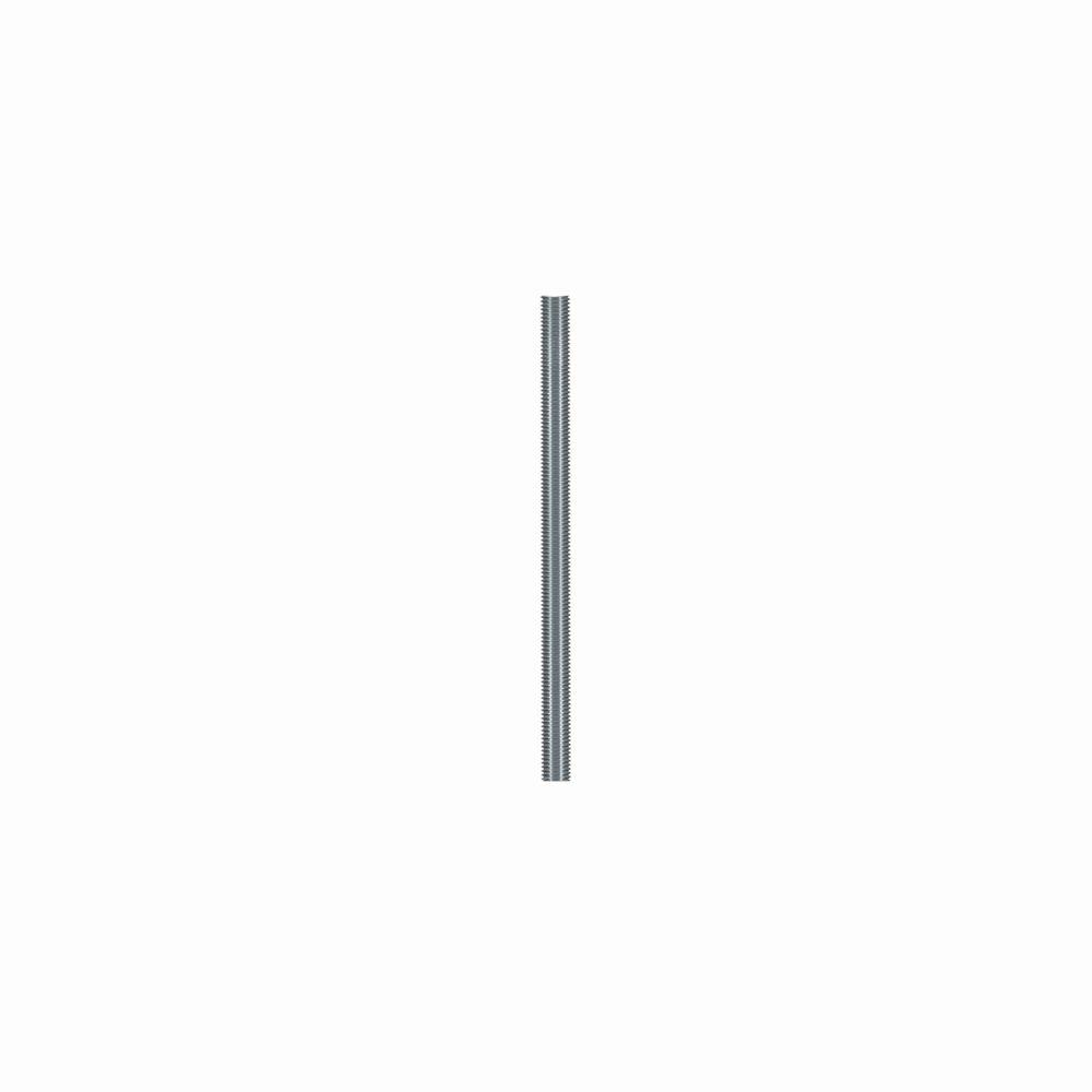 Simpson Strong-Tie 3/4 in. x 12 in. Zinc Plated All-Thread Rod-ATR3/4X12ZP