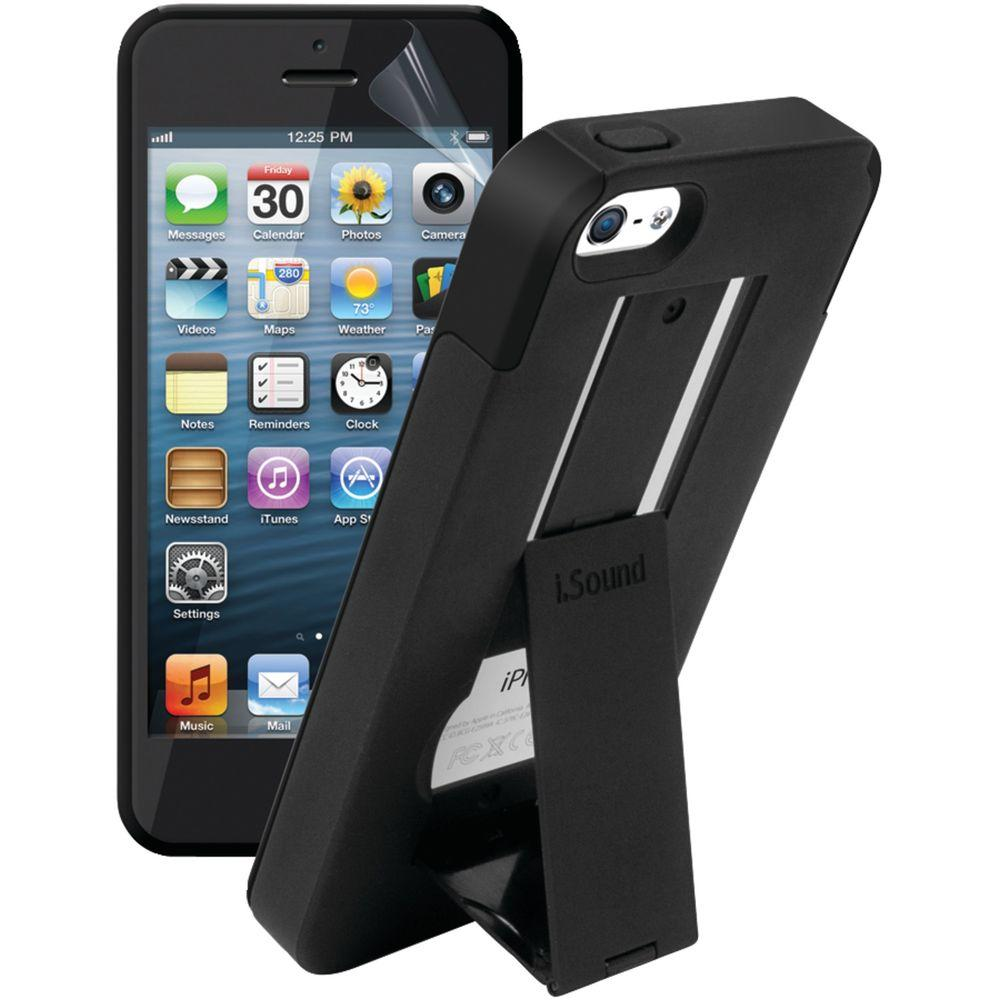 iSound 5306 iPhone 5/5S 2 in 1 DuraView Case - Black