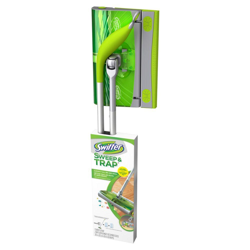 Swiffer Sweep and Trap Starter Kit