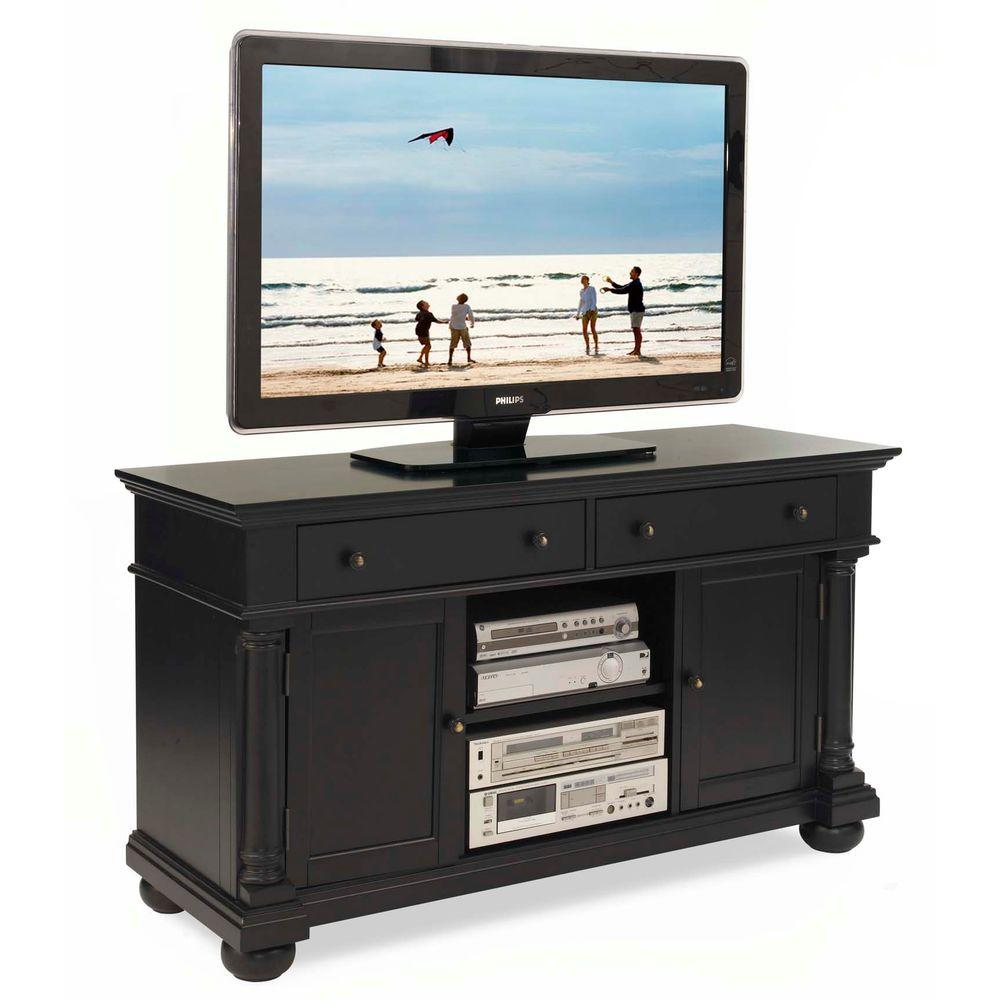 Home Styles St. Croix TV Credenza-DISCONTINUED