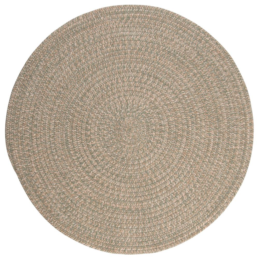 8 Ft Round Area Rug: Home Decorators Collection Cicero Palm 8 Ft. X 8 Ft. Round