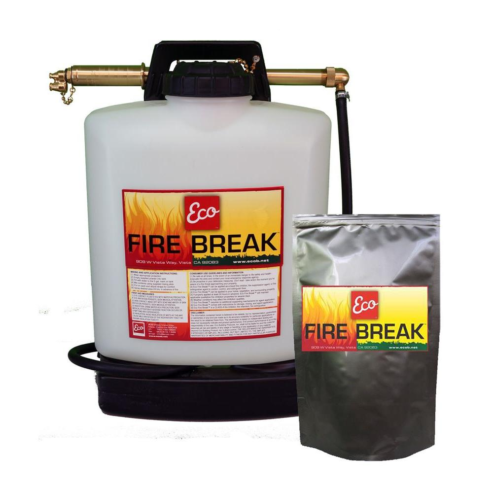 Eco building products fire break kit efbk 1 the home depot for Eco building supplies