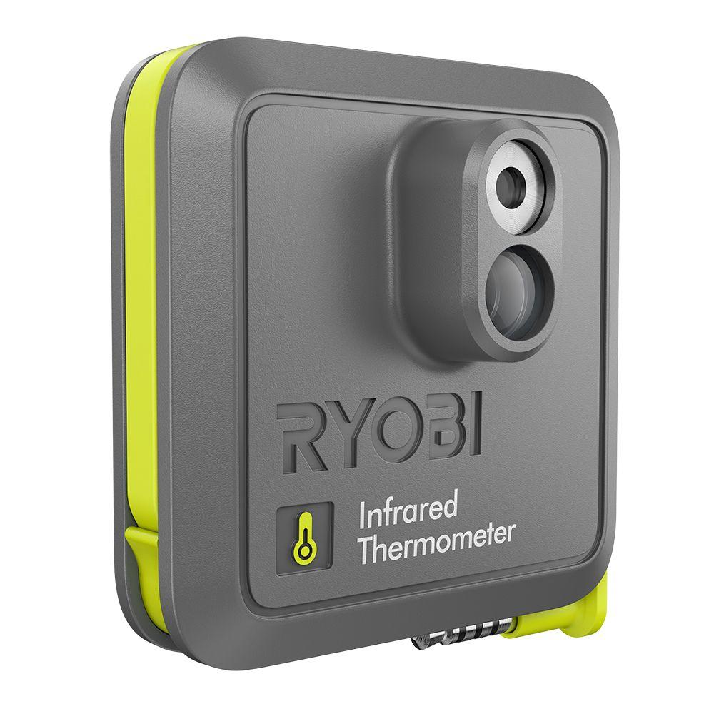 Ryobi Phone Works Infrared Thermometer-ES2000 - The Home Depot