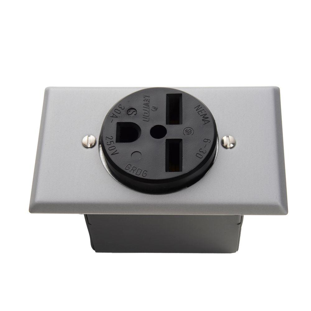 First America Field Installed 208/230 Volt 30 Amp Subbase Receptacle Module