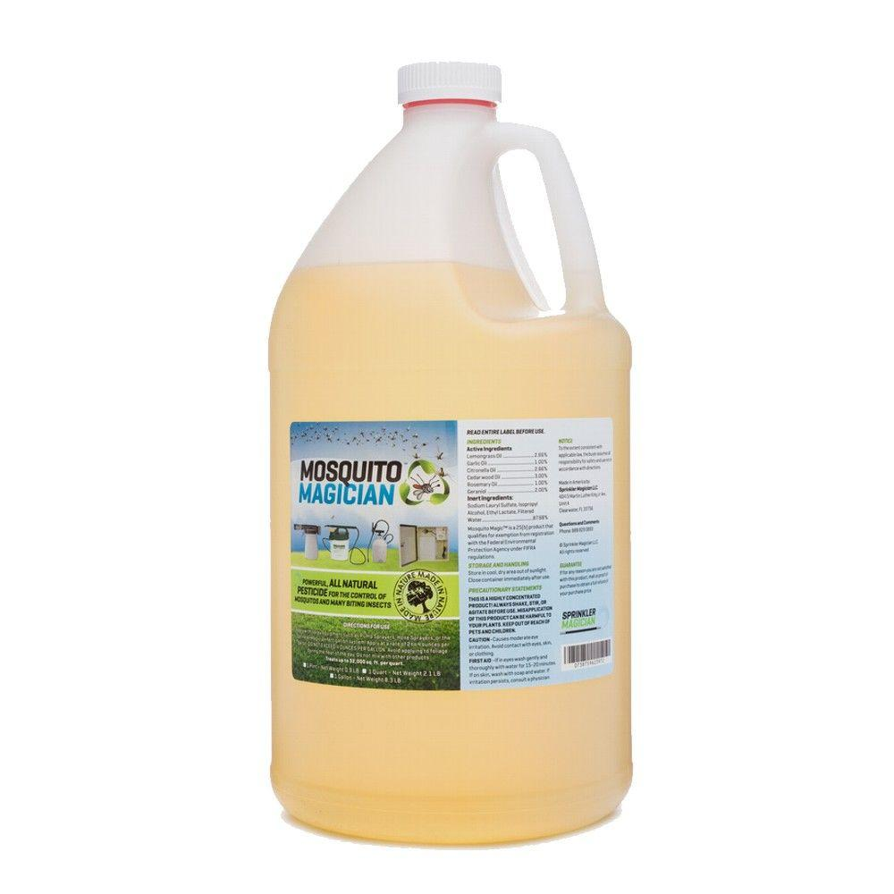 1 Gal. Natural Mosquito Repellant Concentrate