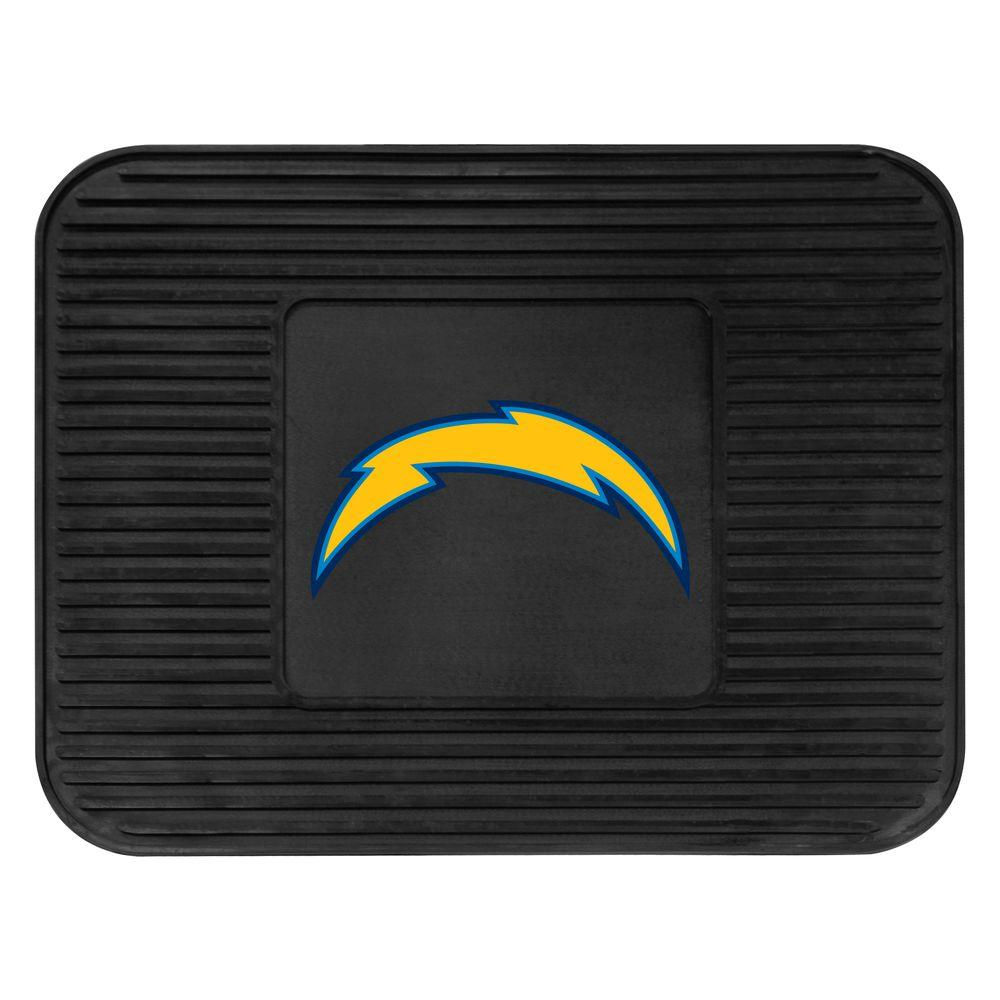 San Diego Chargers 14 in. x 17 in. Utility Mat