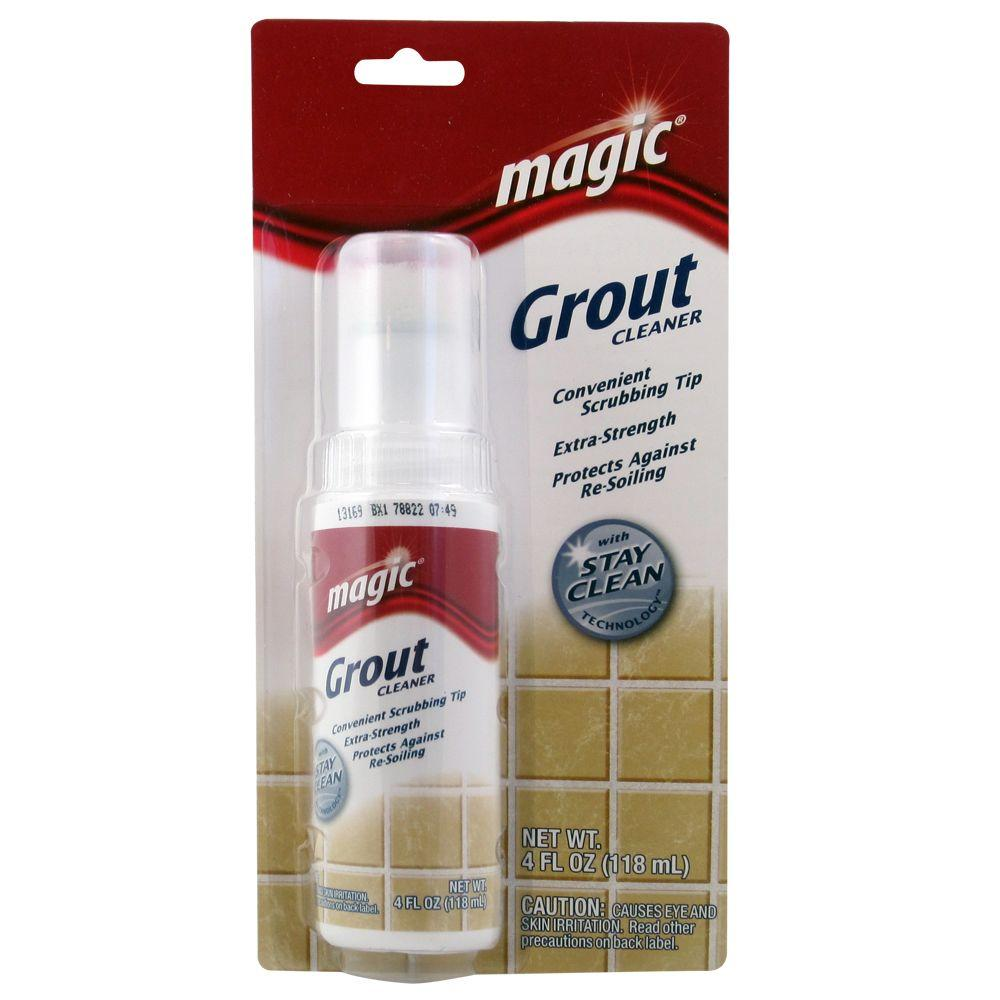 4 oz. Grout Cleaner with Scrubber Tip