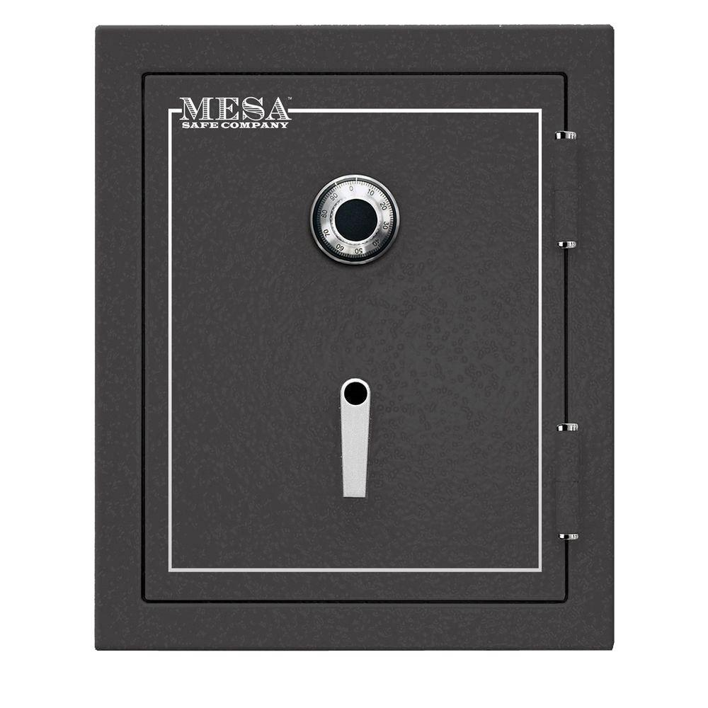 3.9 cu. ft. Fire Resistant Combination Lock Burglary and Fire Safe
