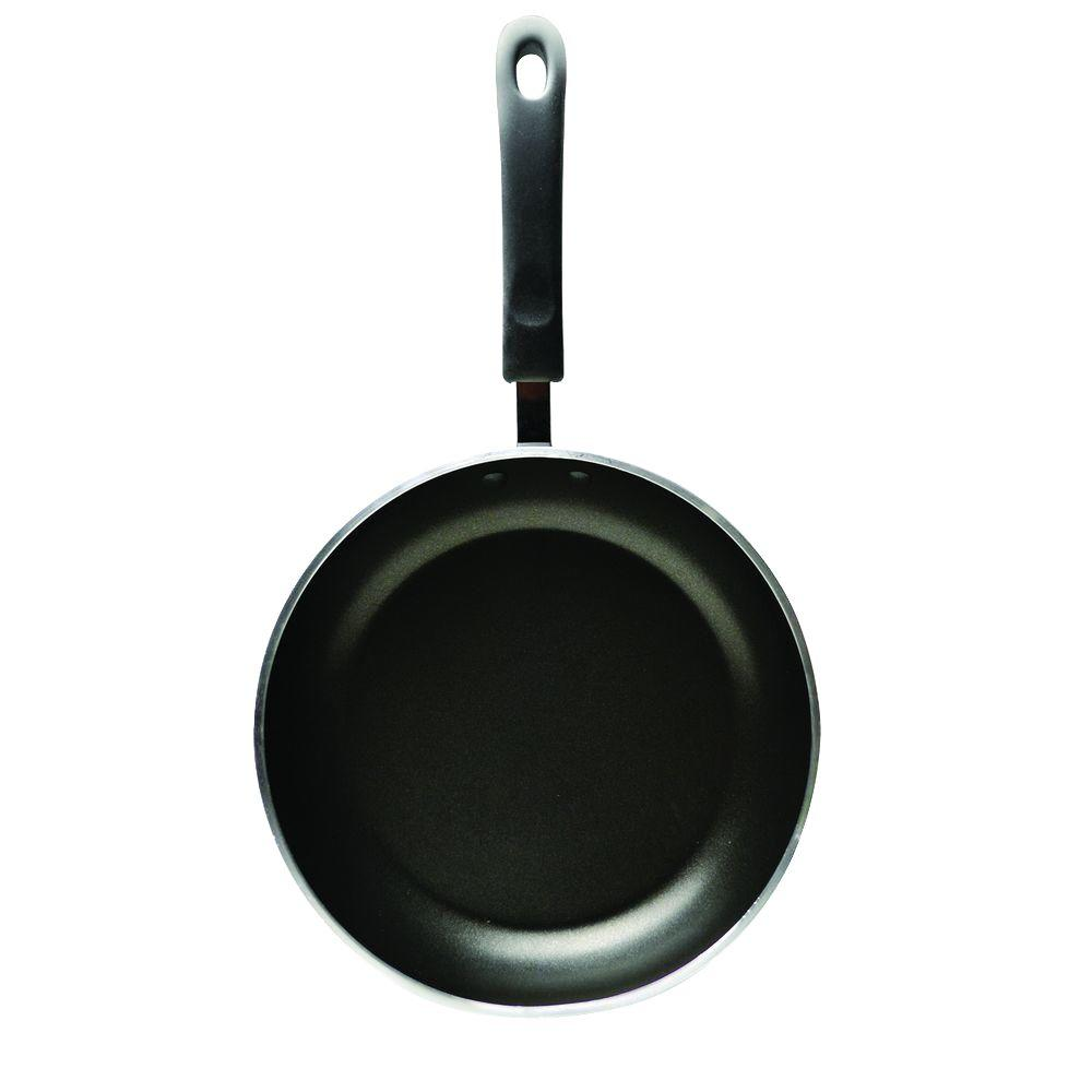 Ecolution Symphony 8 in. Fry Pan in Slate-ESSE-5120 - The Home
