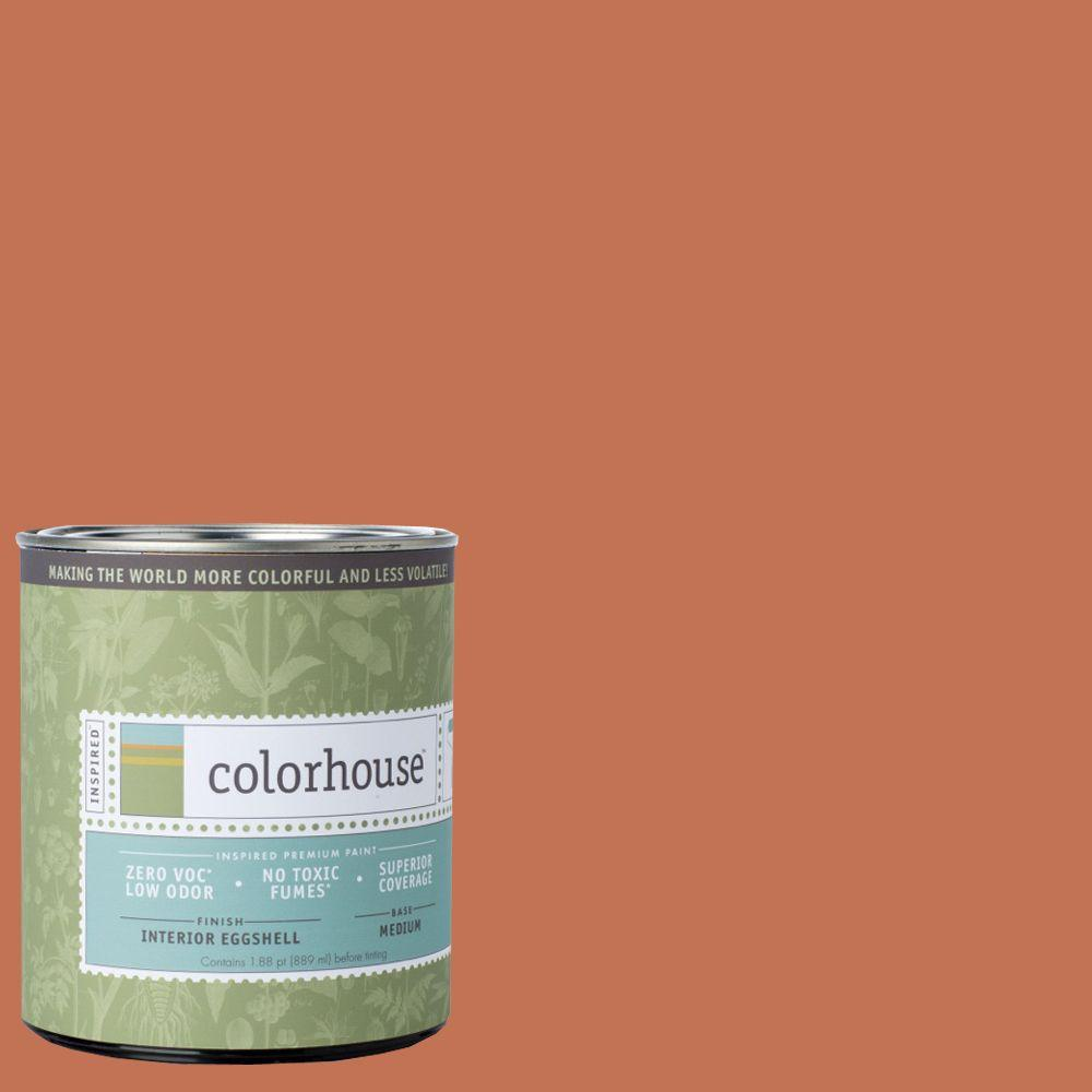 Colorhouse 1-qt. Clay .07 Eggshell Interior Paint