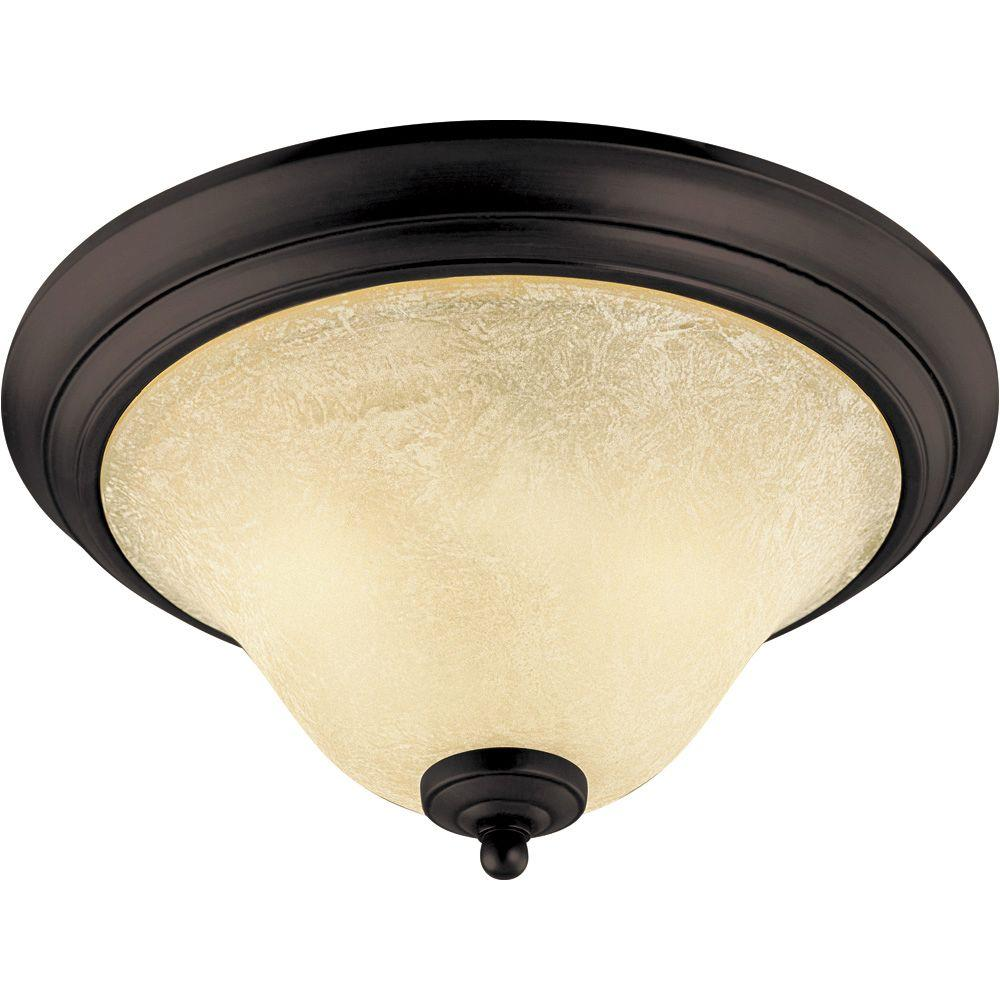 Designers Fountain Reedley Collection 2 Light Flush