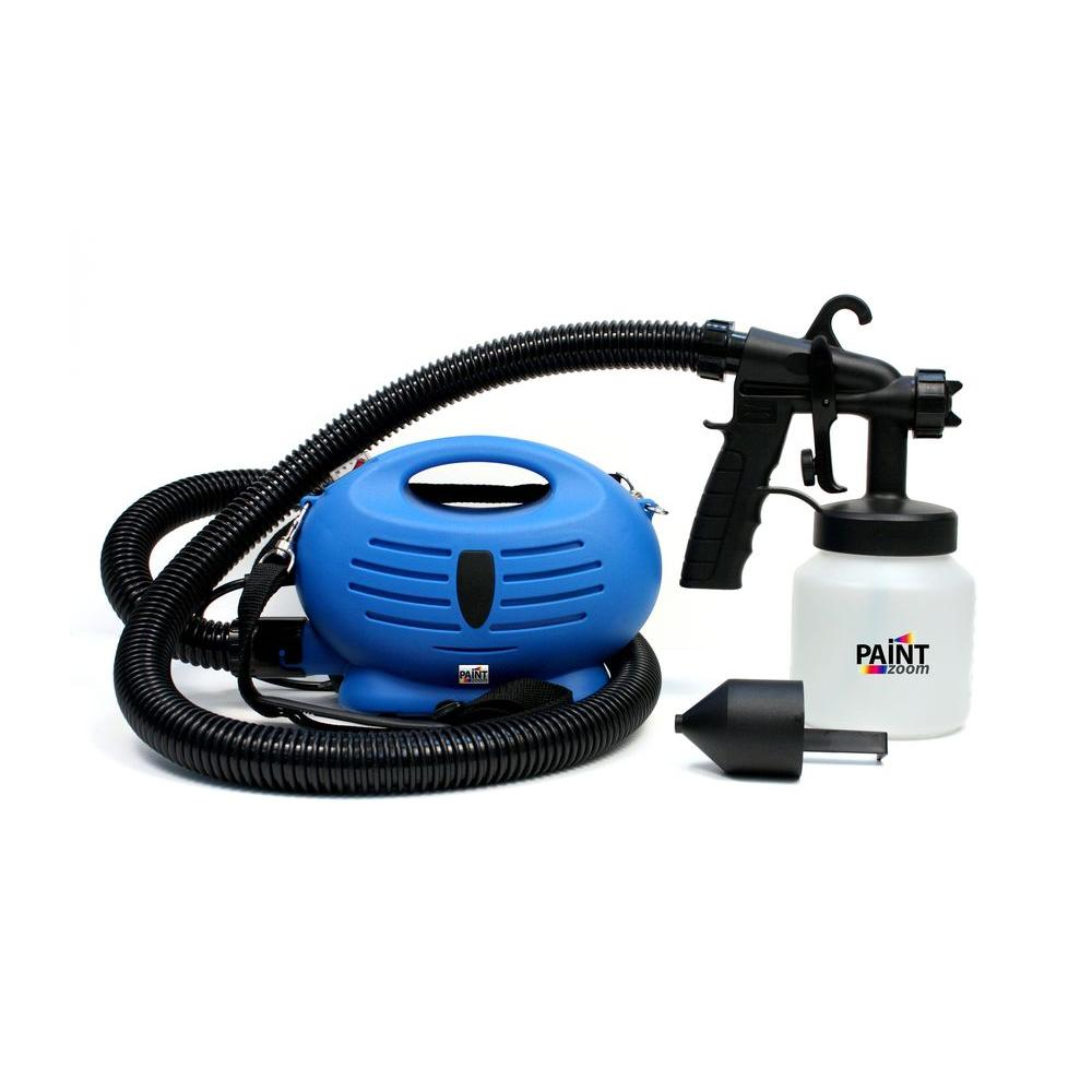 Paint Zoom HVLP Paint Sprayer Kit-PZ110 - The Home Depot