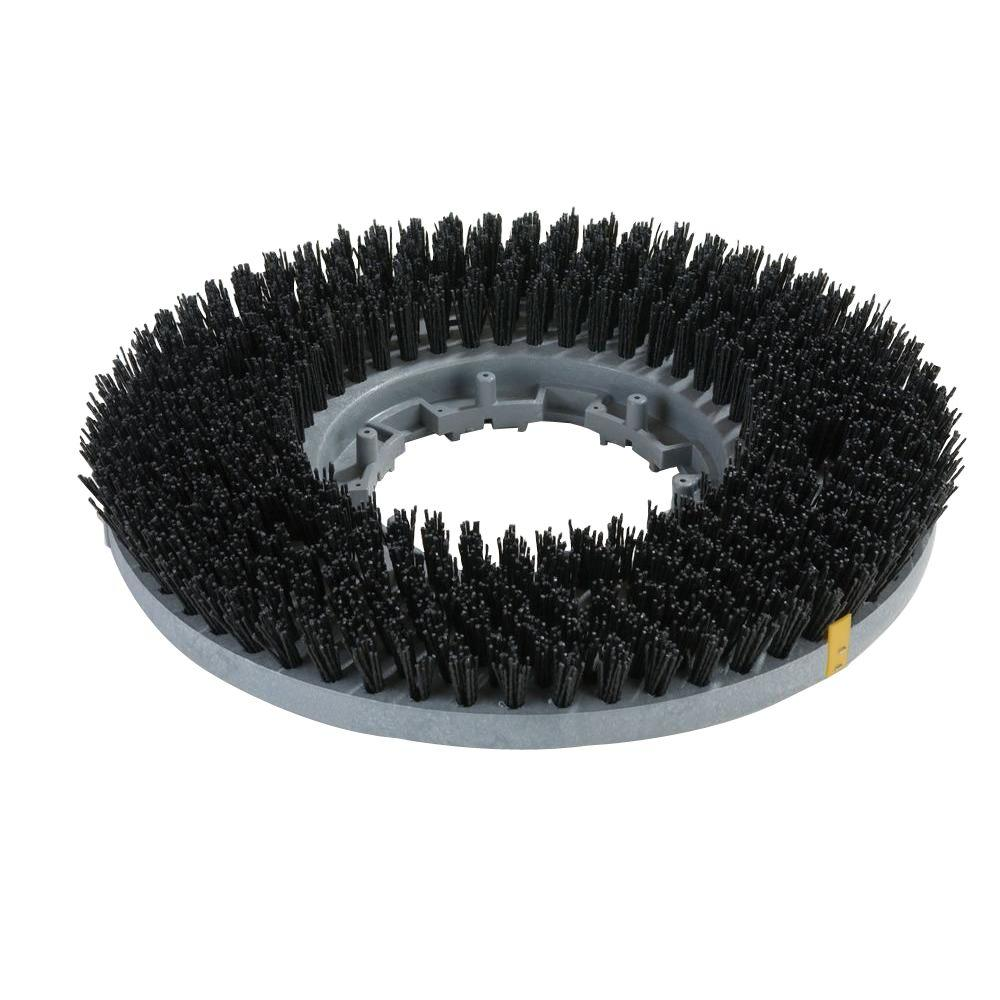 Carlisle 20 in. Value Rotary Brush Stripping in Black - EZ Snap