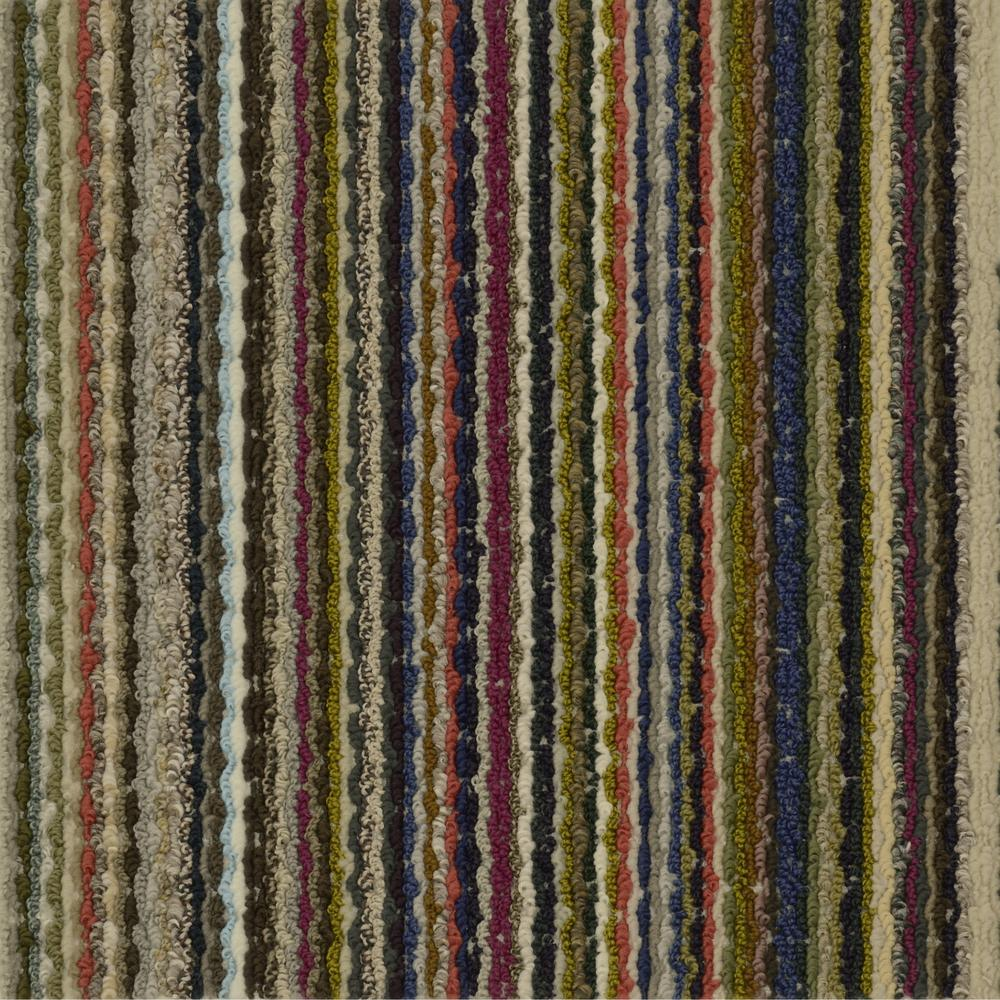 Invision Planner Brown 24 In X 24 In Modular Carpet Tile