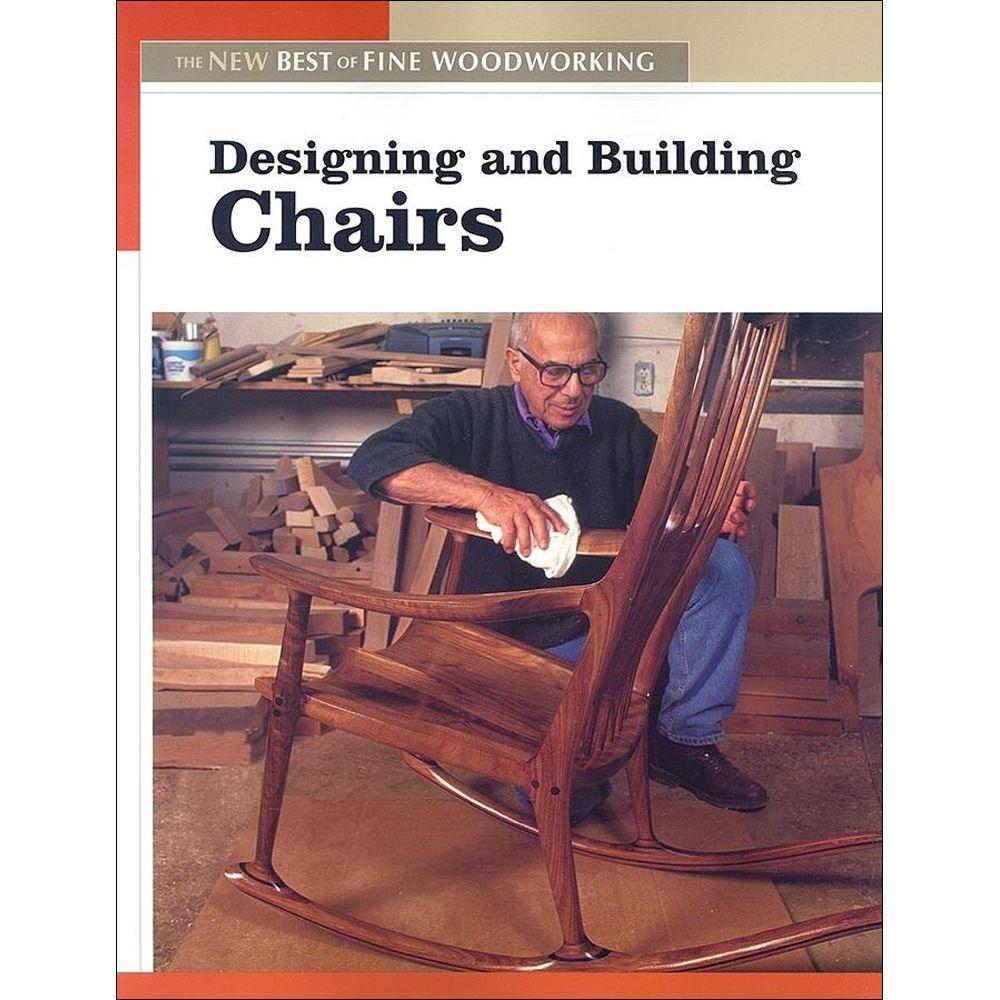 null Designing and Building Chairs New Best of Fine Woodworking Book