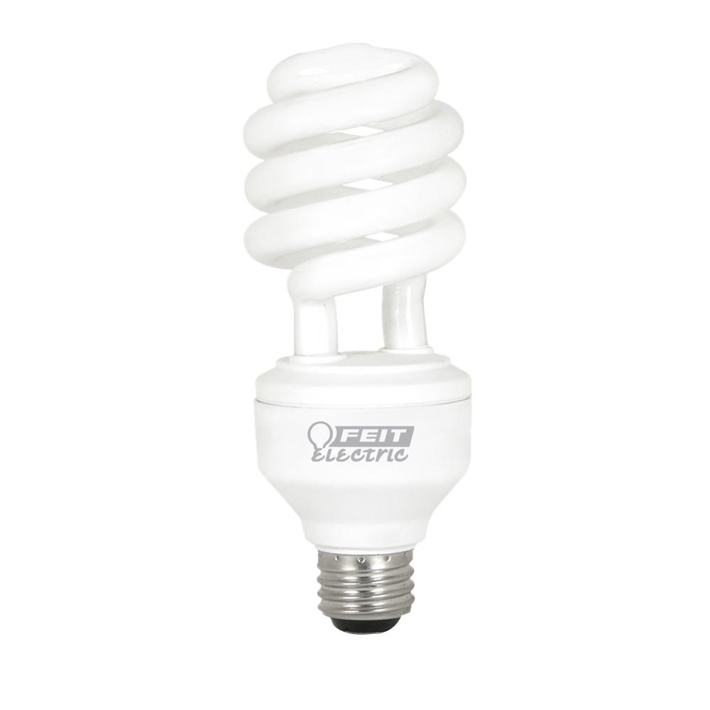 30/70/100W Equivalent Daylight Spiral CFL Light Bulb