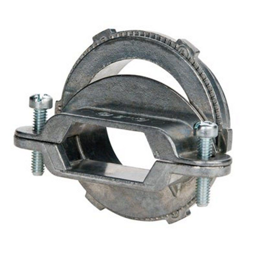 null 2 in. Service Entrance (SE) Clamp Connector - Zinc