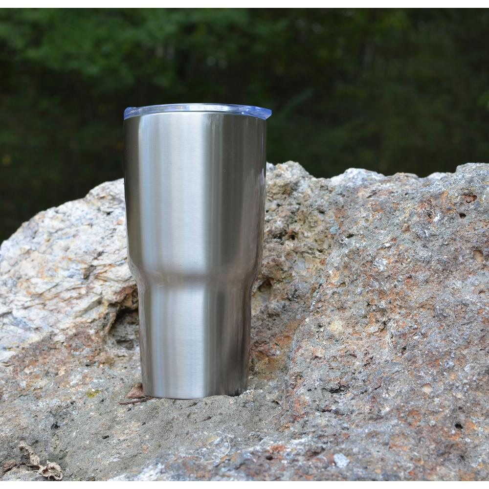 30 oz. Stainless Steel Vacuum-Insulated Tumbler