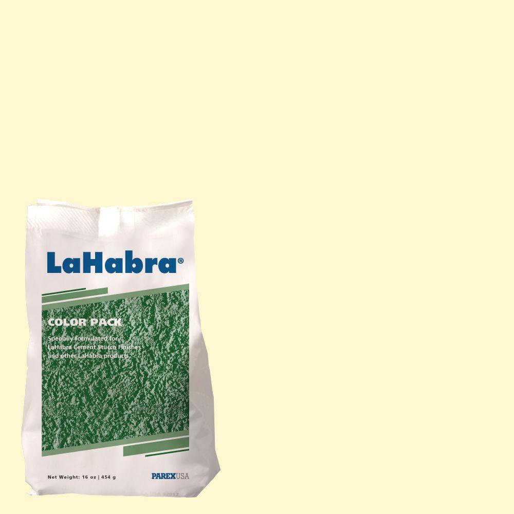 LaHabra 16 oz. Color Pack #X55 French Vanilla-1043-00055 - The Home