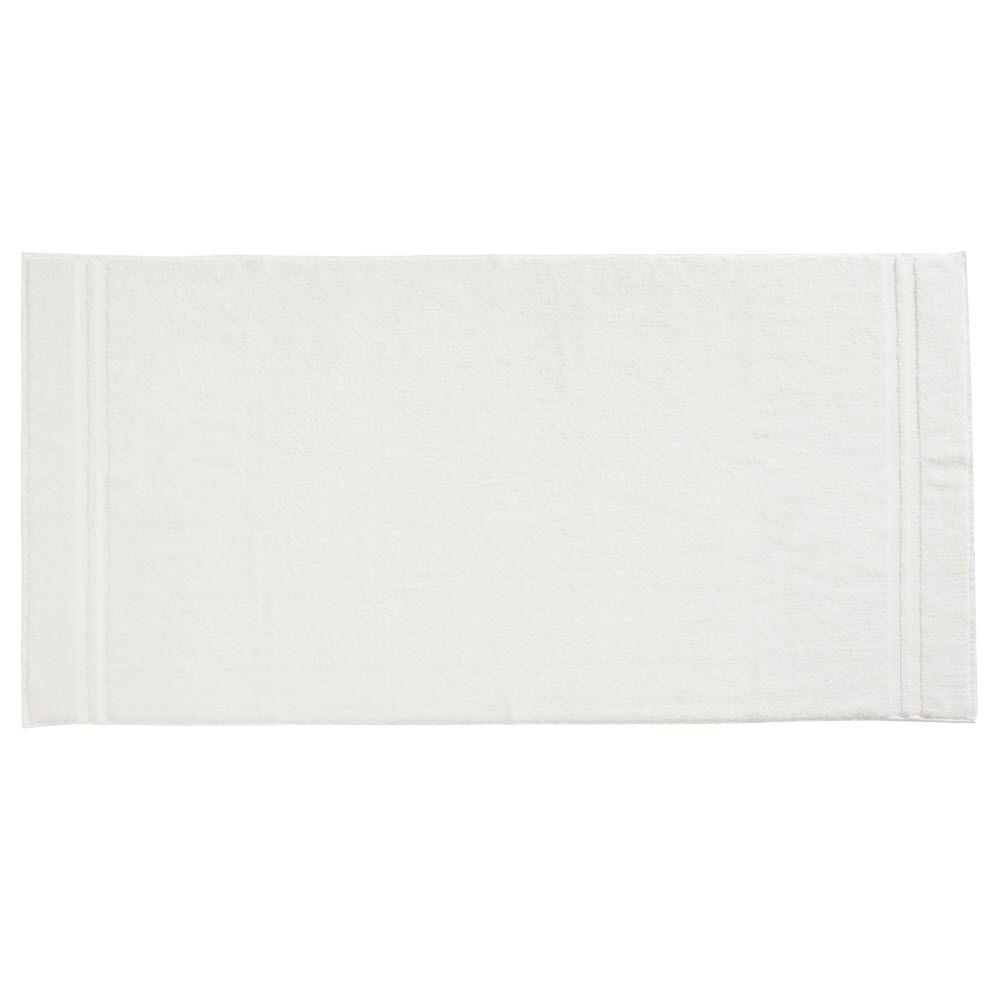 Home Decorators Collection 30 in. H x 60 in. W Buttercup Bath Towel in White