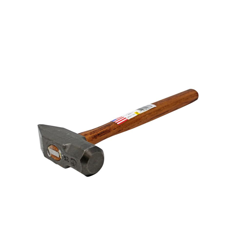2.5 lb. Cross Pein Sledge Hammer with 15 in. Wood Handle