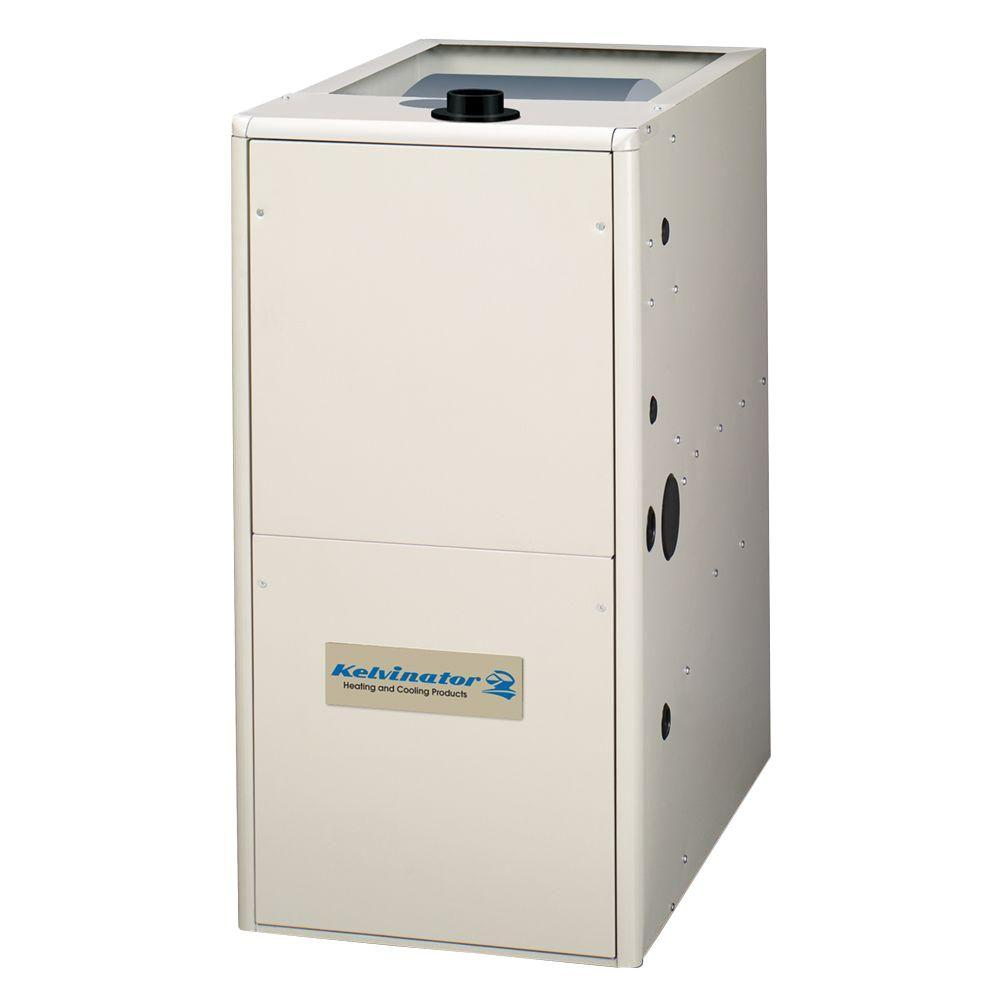 95% AFUE 118,000 BTU Downflow Residential Natural Gas Furnace