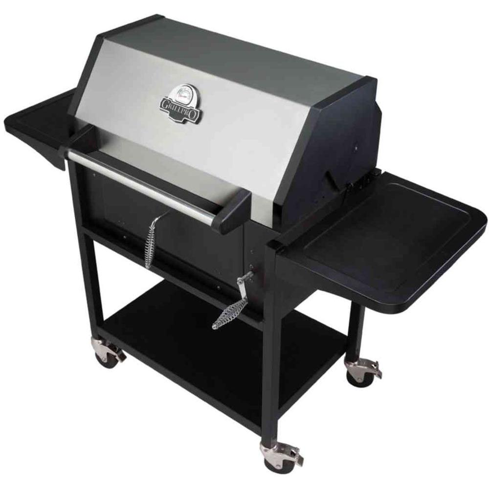 cart-style grills