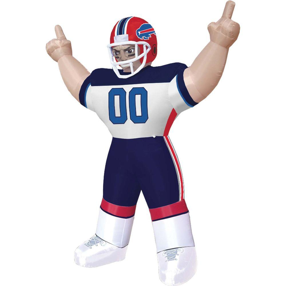null 8 ft. Inflatable NFL Buffalo Bills Player Tiny - $99 VALUE