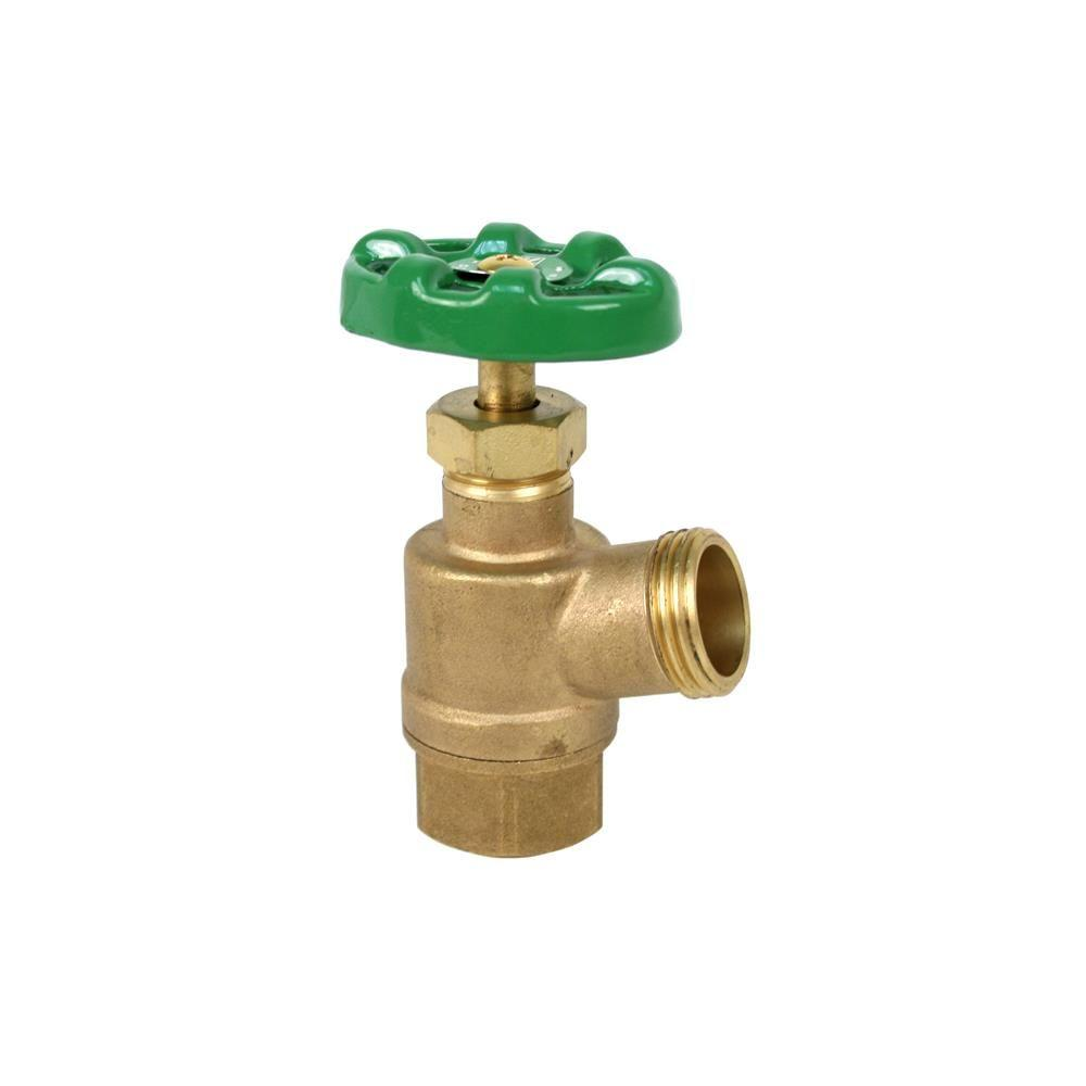 3/4 in. Garden Female Thread to Pipe Inverted Valve