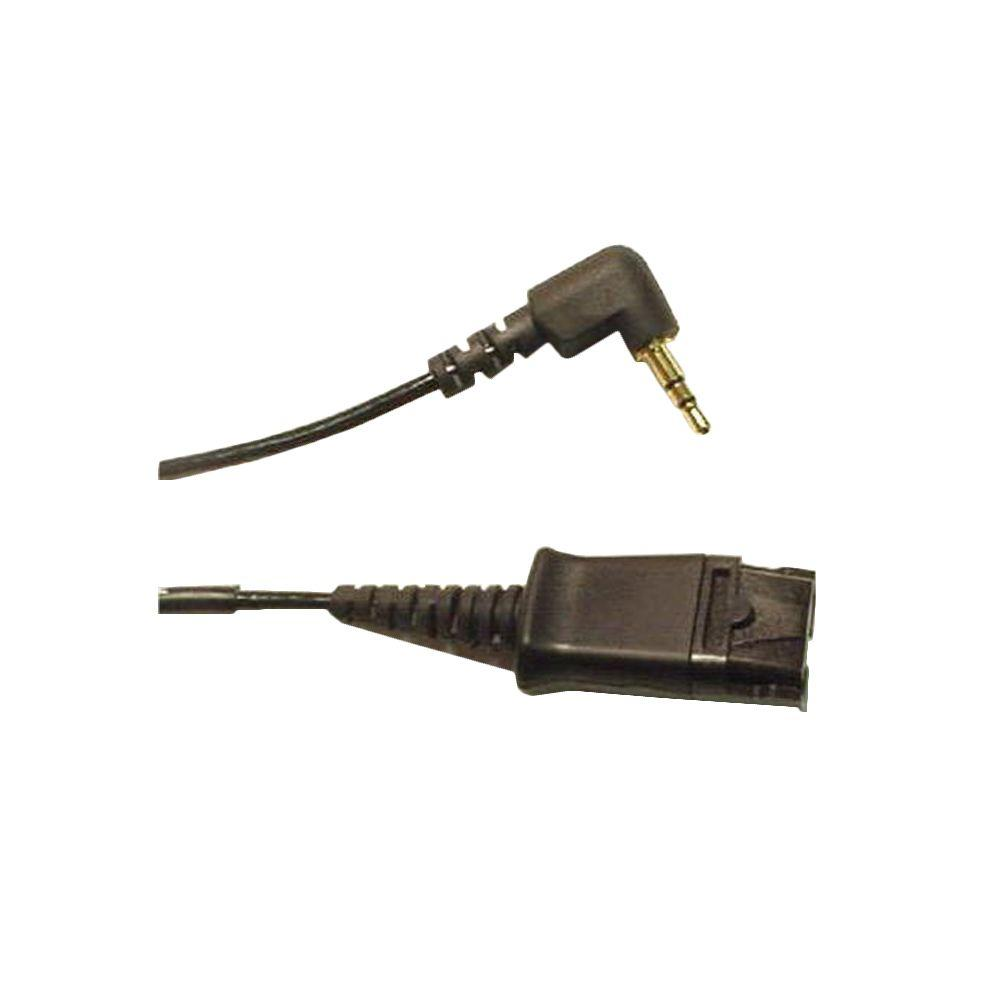 Plantronics Quick Disconnect Cord to 2.5 mm