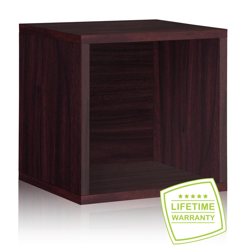 Blox System 14.8 in. x 14.8 in. Stackable Large Storage Cube