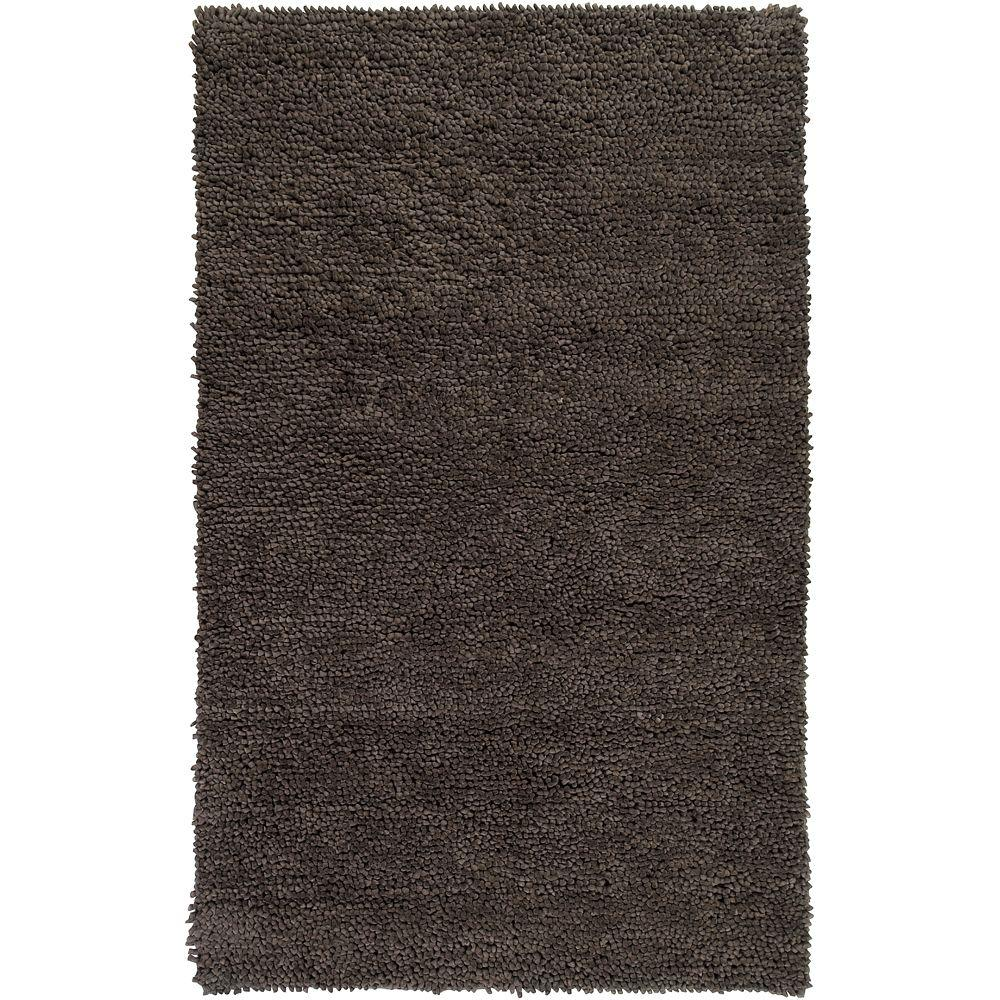 Cambridge Gray 3 ft. 6 in. x 5 ft. 6 in. Area Rug