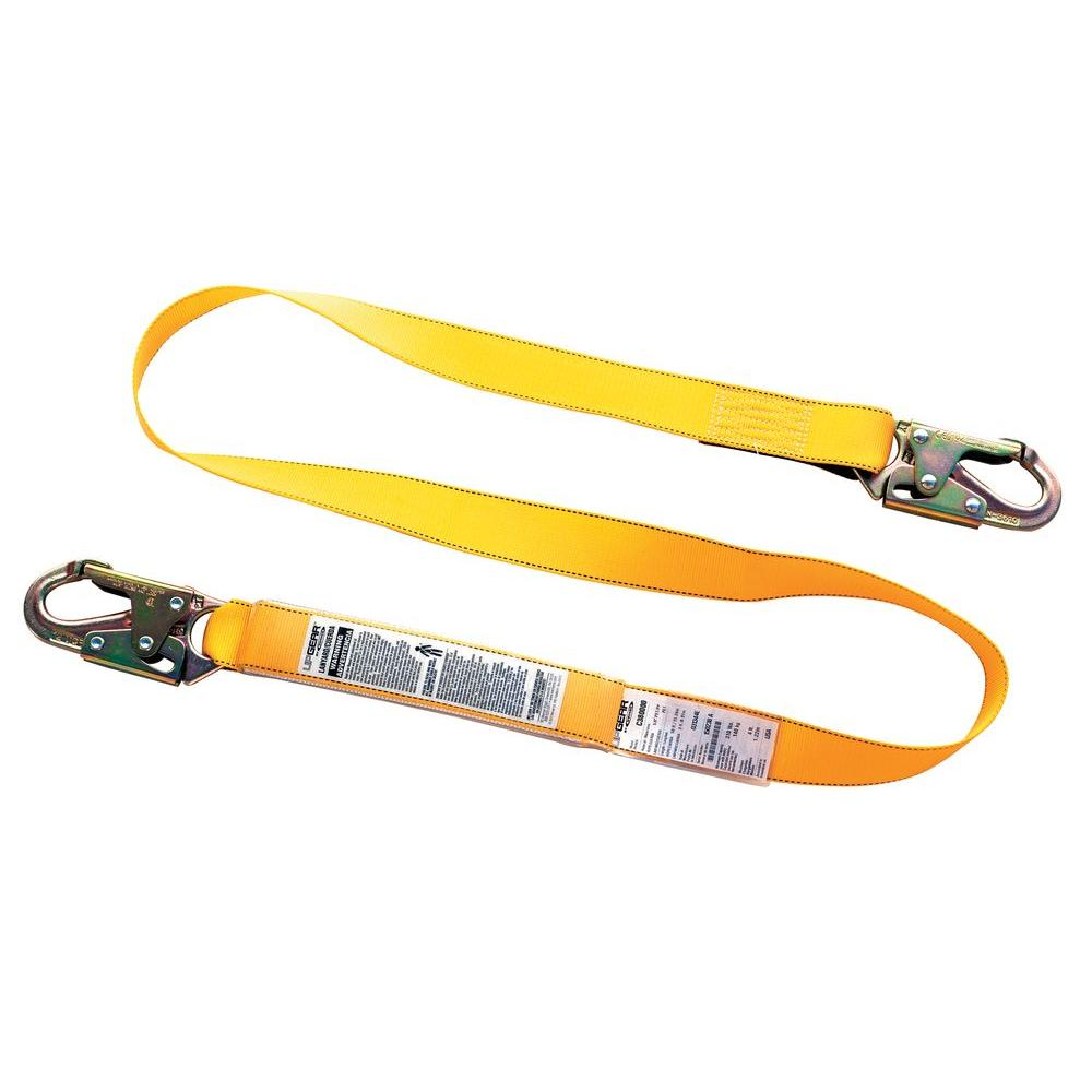 UpGear by Werner 6 ft. Shock Absorbing Lanyard
