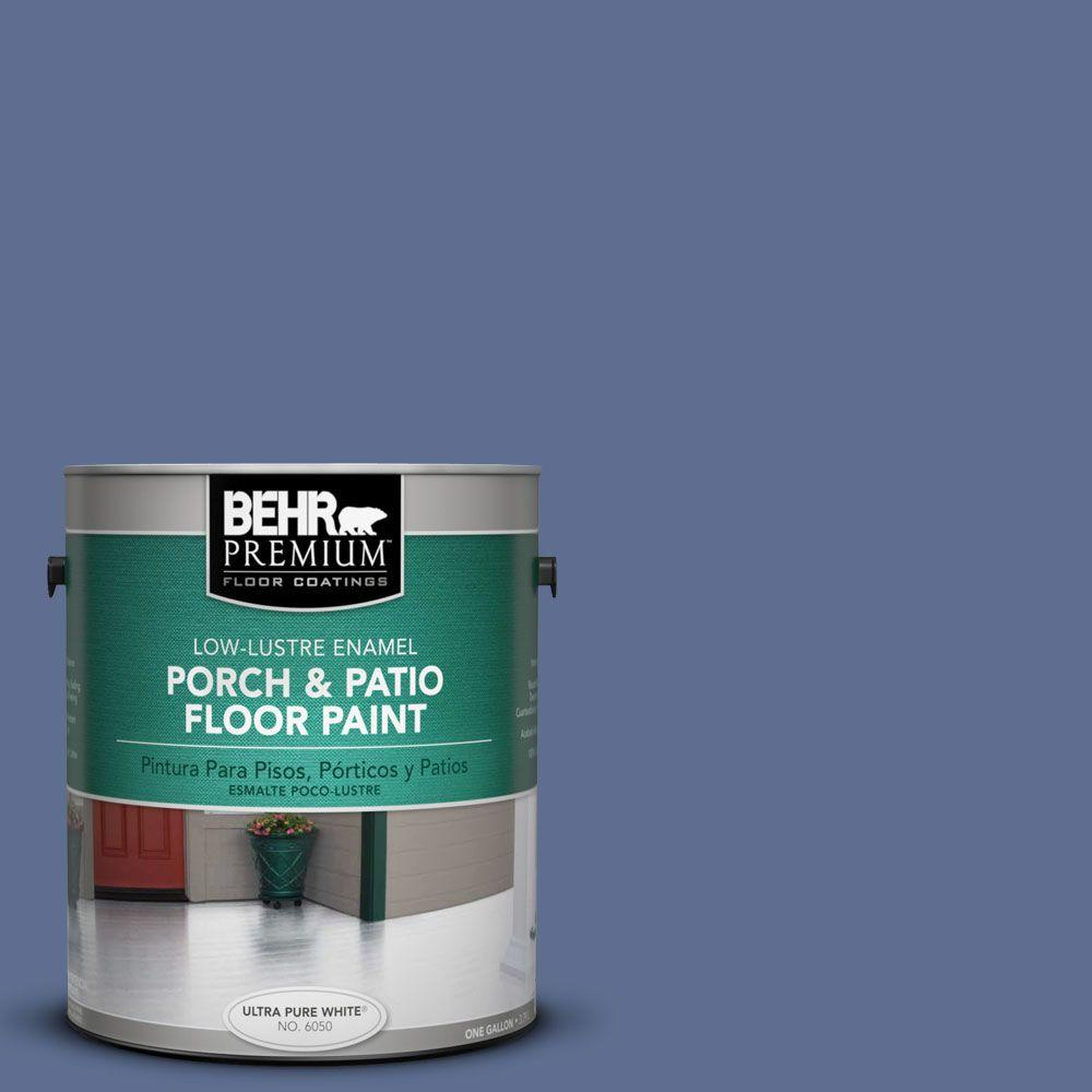 BEHR Premium 1-Gal. #pfc-59 Porch Song Low-Lustre Porch and Patio Floor Paint