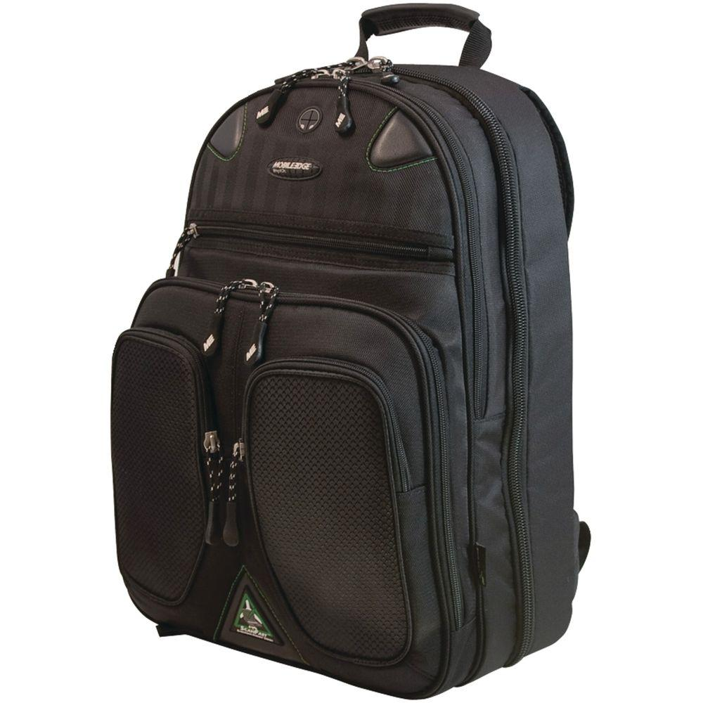 Mobile Edge 17.3 in. Scanfast Backpack-MESFBP2.0 - The Home Depot