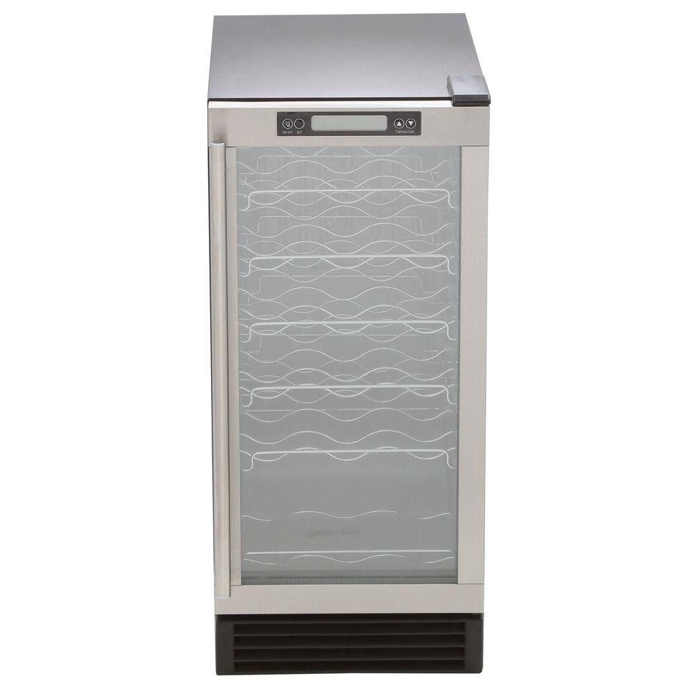 Maxx Ice 14.75 in. 28-Bottle Wine Cooler