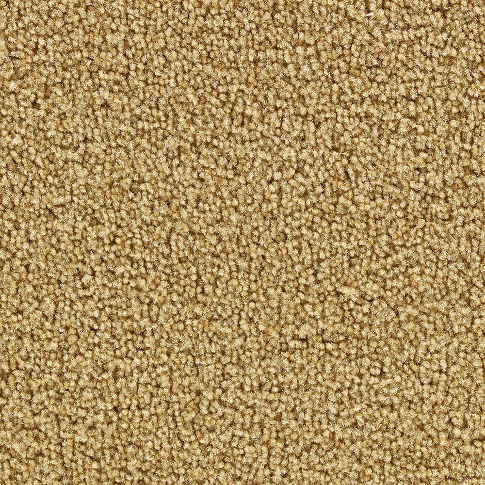 Martha Stewart Living Brycemoor Burlap - 6 in. x 9 in. Take Home Carpet Sample-DISCONTINUED
