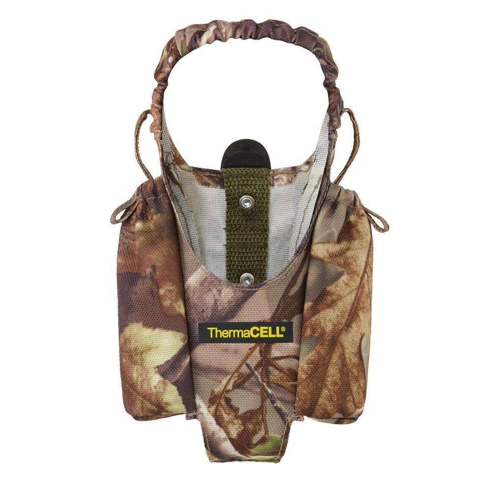 ThermaCELL Archery Personal Mosquito Repellent Appliance Holster with Best Clip in Realtree Xtra Green Camo MR-HTJ