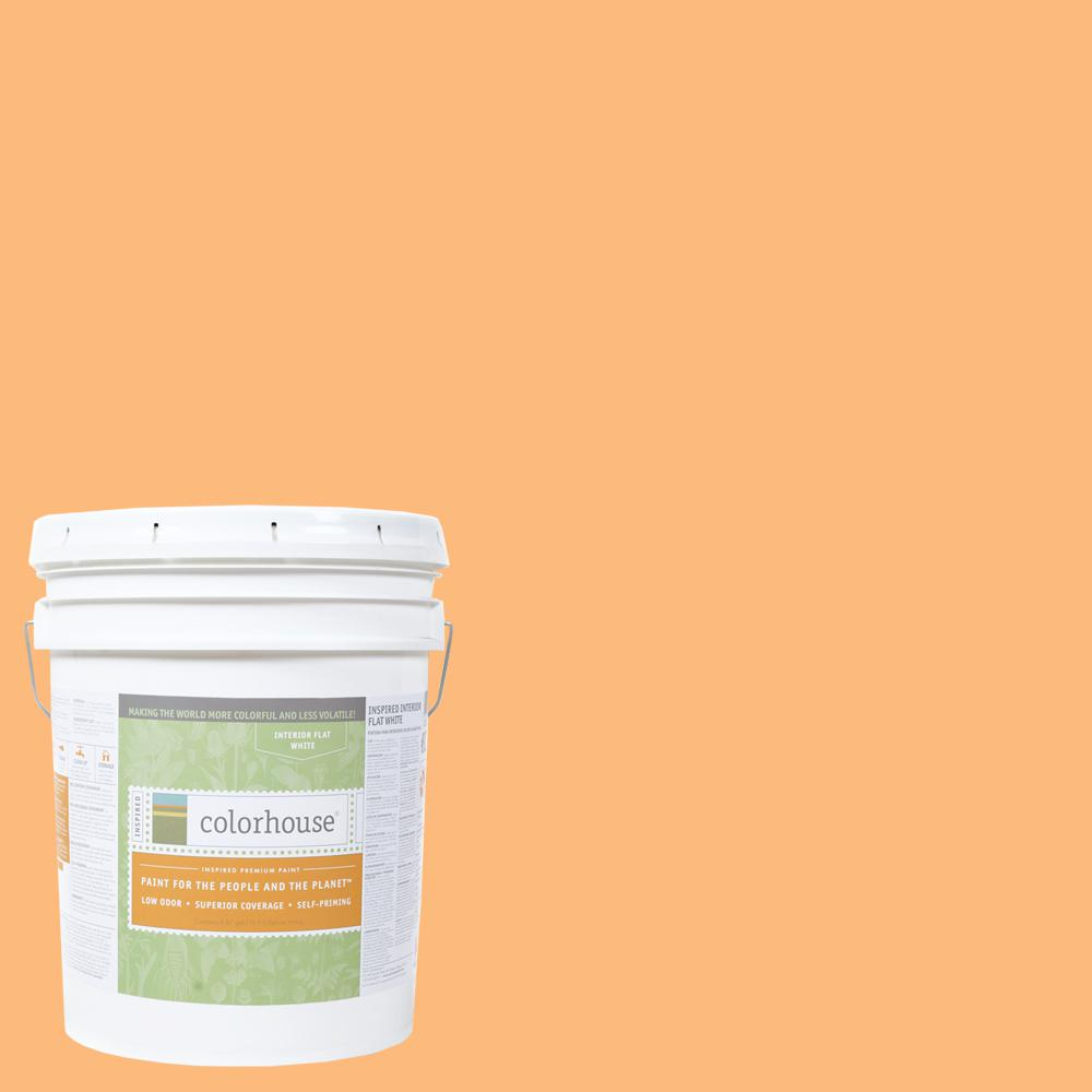 5 gal. Sprout .02 Flat Interior Paint