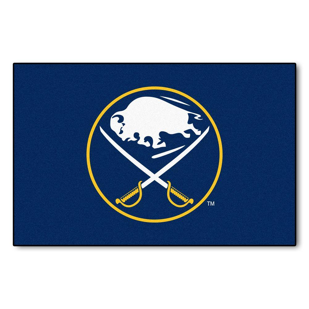 Buffalo Sabres 19 in. x 30 in. Accent Rug