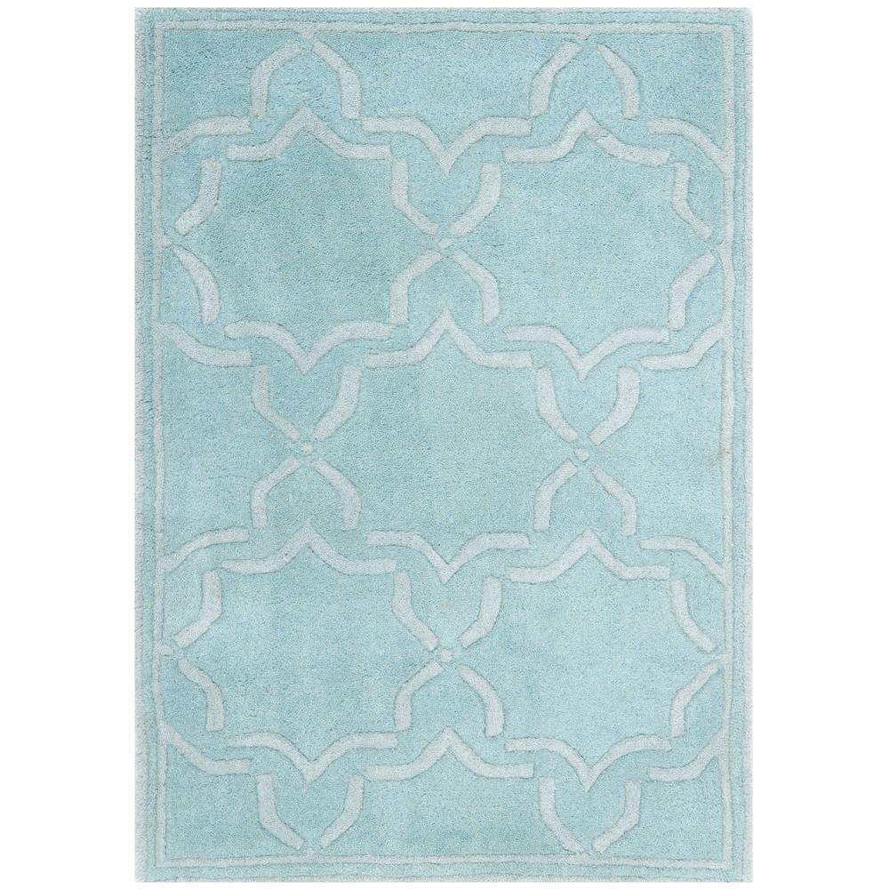 Chatham Grey 3 ft. x 5 ft. Area Rug