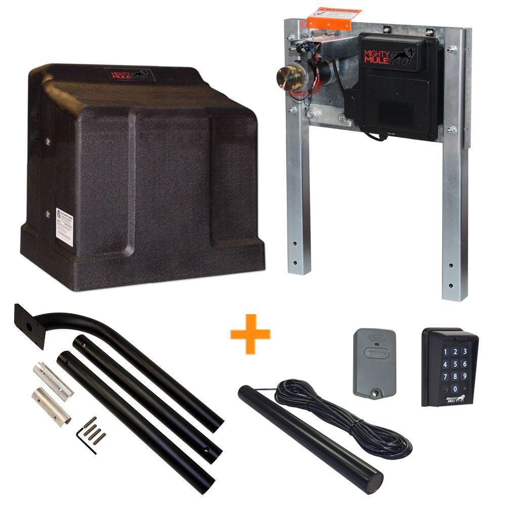 Home Depot Automatic Gates : Upc automatic gate opener kits mighty mule