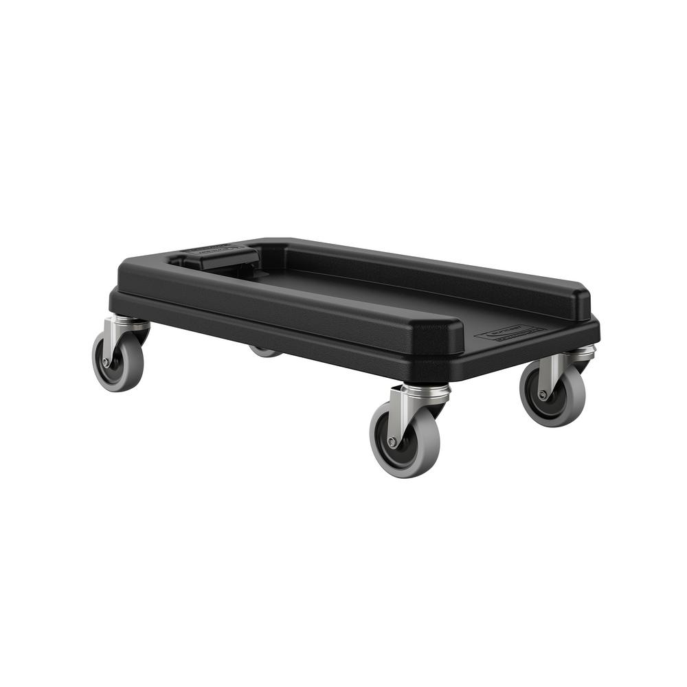 Rubbermaid Trash Can Dolly Home Depot