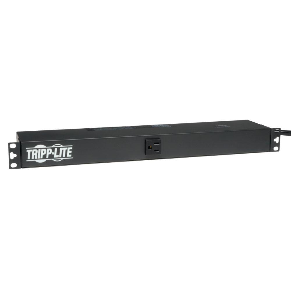 PDU Basic 120-Volt and 15-Amp 5-15R 13 Outlet 5-15P Horizontal 1URM