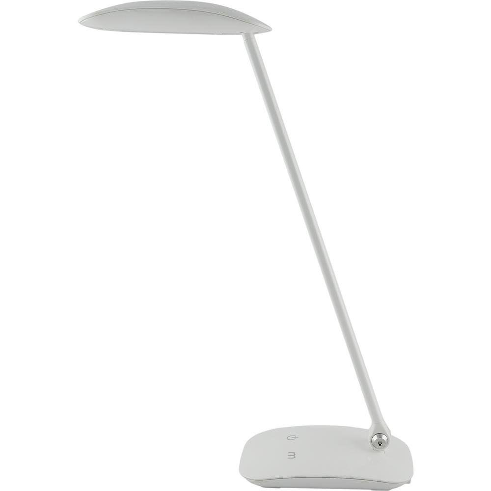 Newhouse Lighting 16.25 in. White LED Desk Lamp with Adjustable Color