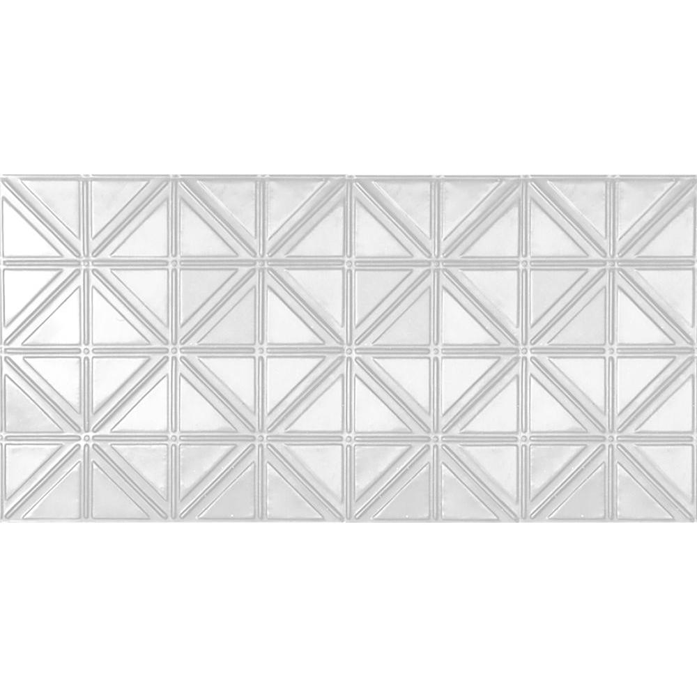 2 ft. x 4 ft. Nail-up/Direct Application Tin Ceiling Tile in