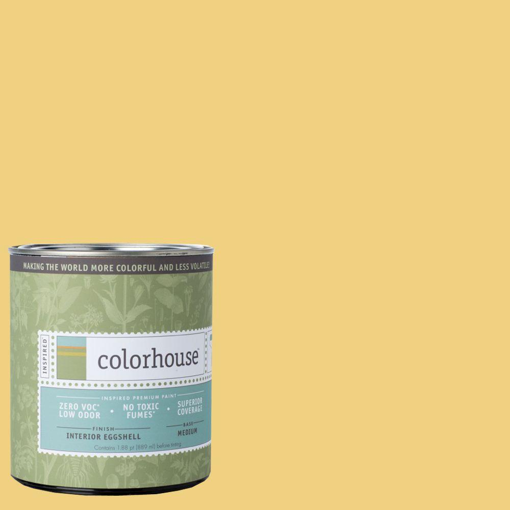 Colorhouse 1-qt. Aspire .04 Eggshell Interior Paint-682142 - The Home Depot