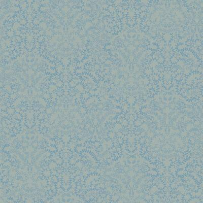 Love Lace White Metallic Effect Wallpaper : The Wallpaper company 56 sq. ft. Metallic Pewter and White Modern Lace Damask Effect Wallpaper ...